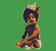 big notorious black lifes matter Baby Tee