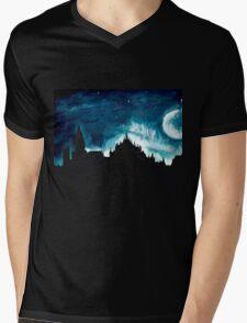 Irithyll skyline.. Mens V-Neck T-Shirt