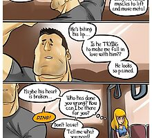 The Wheels on the Bus by JhallComics