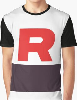 Pokémon - Team Rocket Graphic T-Shirt