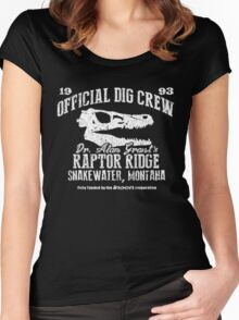 Raptor Ridge Women's Fitted Scoop T-Shirt