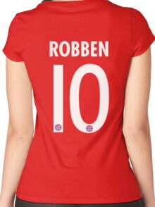 Robben Women's Fitted Scoop T-Shirt
