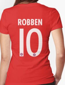 Robben Womens Fitted T-Shirt
