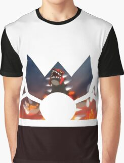 Pokemon Team Magma Graphic T-Shirt
