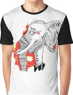 The elephant in the room Graphic T-Shirt