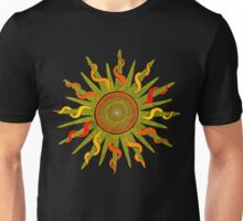 Let The Sunshine In - Dots Painting Unisex T-Shirt