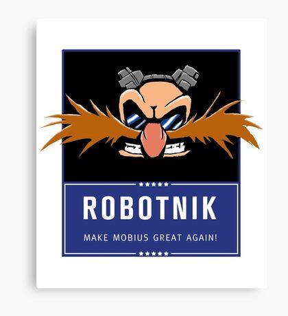 Robotnik 2016 Canvas Print