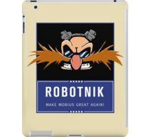 Robotnik 2016 iPad Case/Skin