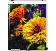 Garden Collection - Marigolds iPad Case/Skin