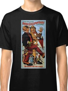 Performing Arts Posters Royal Lilliputians the only novelty in sight it is to laugh 1839 Classic T-Shirt