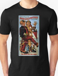 Performing Arts Posters Royal Lilliputians the only novelty in sight it is to laugh 1839 Unisex T-Shirt