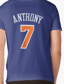 Carmelo Anthony Mens V-Neck T-Shirt