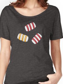 Happy Marshmallows Women's Relaxed Fit T-Shirt