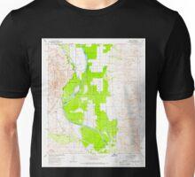 USGS TOPO Map Arizona AZ Cibola 310897 1965 24000 Unisex T-Shirt