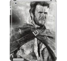 Clint Eastwood Hollywood Actor iPad Case/Skin