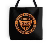 Genetic Replicants Tyrell Tote Bag