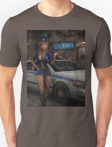 Big Head Betty 7 Unisex T-Shirt