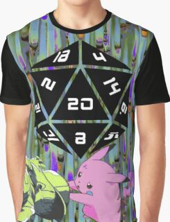 Lost in the Bamboo Graphic T-Shirt