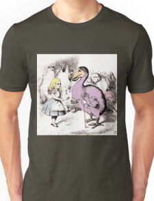 Alice and the Dodo Unisex T-Shirt