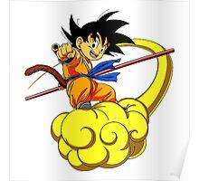 Dragon Ball Goku Poster