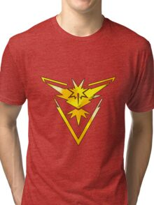 Team Instinct! Tri-blend T-Shirt