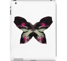 Pink Butterfly Ink iPad Case/Skin