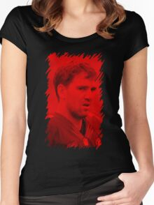Eli Manning - Celebrity Women's Fitted Scoop T-Shirt