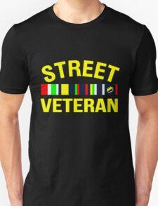 STREET VETERAN BALLERS Unisex T-Shirt