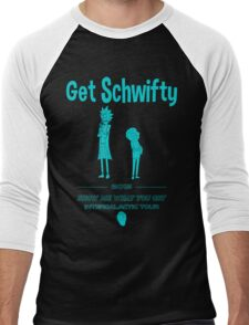 Get Schwifty 2015 Intergalactic Tour Men's Baseball ¾ T-Shirt