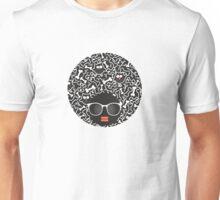 Owl and bone Unisex T-Shirt