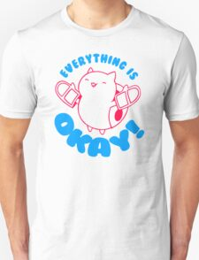 Everything Is Okay Unisex T-Shirt