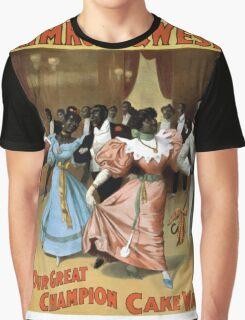 Performing Arts Posters Primrose Wests Big Minstrels 1689 Graphic T-Shirt