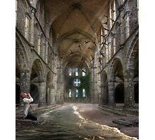 Losing My Religion Photographic Print