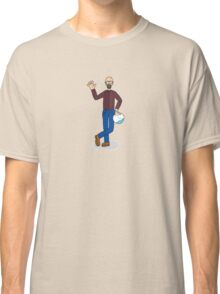Wheres Walter - Normally Dressed - Wheres Waldo/ Breaking bad Classic T-Shirt