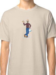 Wheres Walter - Normally Dressed - Wheres Waldo/ Breaking bad Classic T-Shirt