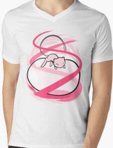 Mew | Rest Mens V-Neck T-Shirt