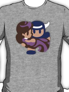 Dragon Warrior and Princess T-Shirt