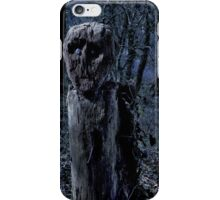 If you go down in the woods today... iPhone Case/Skin