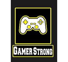 Gamer Strong Photographic Print
