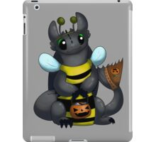 Toothless Trick or Treating iPad Case/Skin
