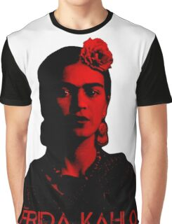 Frida Kahlo (Ver 8,2) Graphic T-Shirt