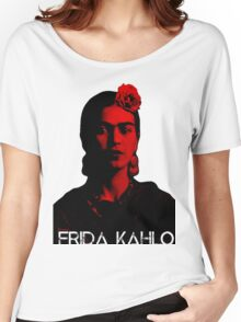 Frida Kahlo (Ver 8,1) Women's Relaxed Fit T-Shirt