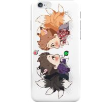 Two Little Nemesis iPhone Case/Skin