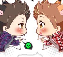 Two Little Nemesis Sticker