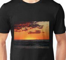 CHICAGO SUNSET Unisex T-Shirt
