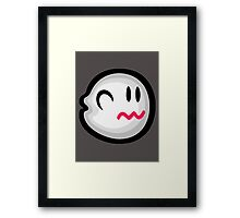 Boo Diddly 2 Framed Print