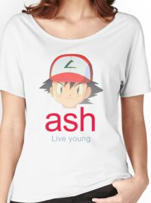 Ash K. Women's Relaxed Fit T-Shirt