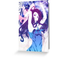 Haruka Ozawa - 3 Greeting Card