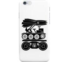 WAR BY RAIL iPhone Case/Skin