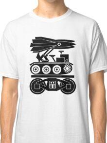 WAR BY RAIL Classic T-Shirt